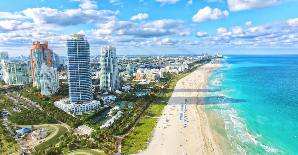 Experience an Instant Getaway to Miami Beach