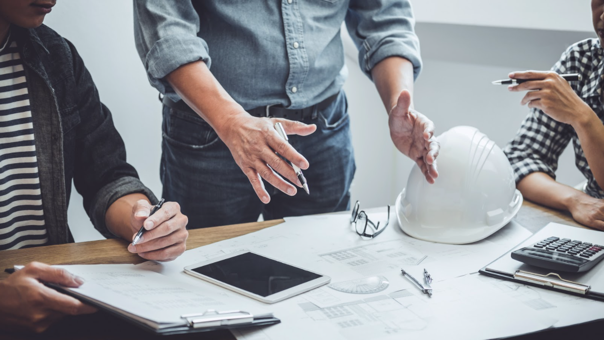 Improve Remote Meetings For Your Construction Project Team